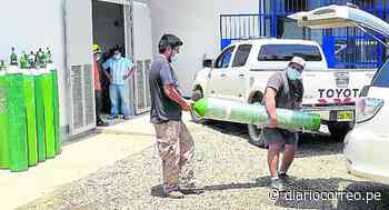 Comenzó distribución de oxígeno gratis en Hospital de Satipo - Diario Correo