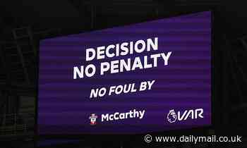Premier League ask managers, players and clubs how to improve VAR