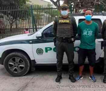 Policía captura a presunto homicida de una mujer en Olaya Herrera - El Universal - Colombia