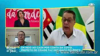 Covid-19: desabafo de prefeito de Pirassununga viraliza - Entretenimento Band