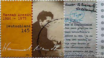 Hannah Arendt – für ein Denken ohne Geländer - Islamische Zeitung