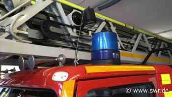 Scheunenbrand in Ingelfingen: Eine Person verletzt - SWR