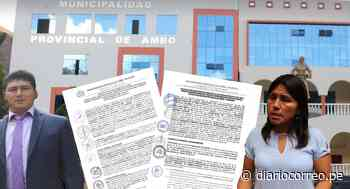 Daisy Soto firmó contratos con 'Juanito' Alvarado - Diario Correo