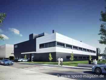 Spatenstich für hochmodernes Prüfzentrum der Mercedes-AMG GmbH in Affalterbach - Speed-Magazin Motorsport Nachrichten