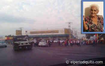 Diario El Periodiquito - Abuela murió arrollada en la carretera Cagua - Villa de Cura - El Periodiquito