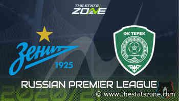 2020-21 Russian Premier League – Zenit vs Akhmat Grozny Preview & Prediction - The Stats Zone
