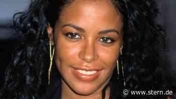"""Aaliyah: Ihre Musik wartet darauf """"befreit"""" zu werden - STERN.de"""