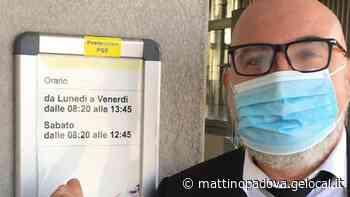 Le Poste ripristinano l'orario pieno a Tombolo - il mattino di Padova