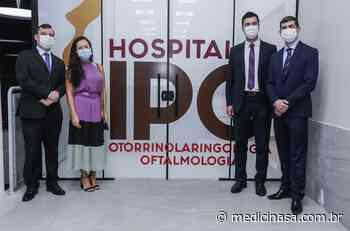 Hospital IPO inaugura unidade em Campina Grande do Sul - medicinasa.com.br