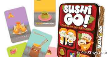 Amazon board/card game sale from $6: Sushi Go!, Exploding Kittens, Monopoly, more - 9to5Toys