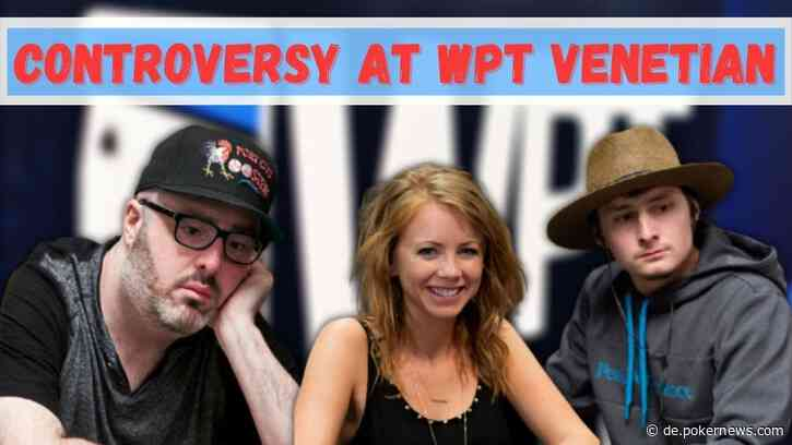 PokerNews Week in Review: WPT Venetian w Several Controversies