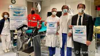 Croce Bianca Spotorno in aiuto del San Paolo: raccolta fondi per acquistare un importante macchinario - IVG.it