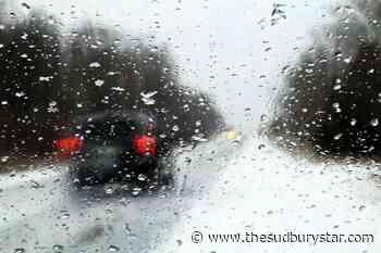 Freezing rain warning issued - The Sudbury Star