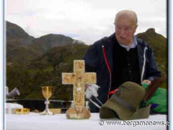 Aveva 97 anni Zogno piange don Giulio Gabanelli, amato parroco vicino alla gente - BergamoNews.it