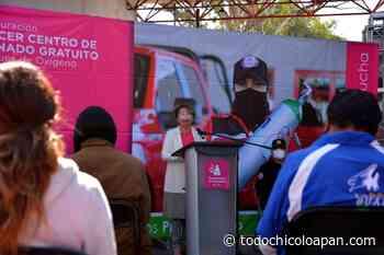 #Ixtapaluca abre 2 centros de llenado de tanques de oxígeno - http - todochicoloapan.com