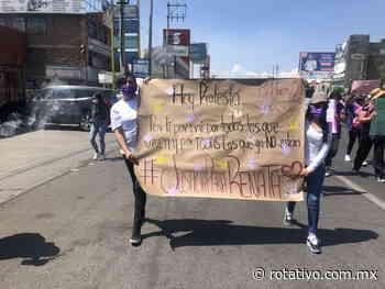 Exigen procuración de justicia mujeres de Ixtapaluca - Rotativo de Querétaro
