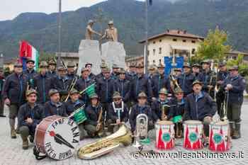 Val del Chiese Storo - La Fanfara degli Alpini compie 60 anni - Valle Sabbia News - Valle Sabbia News