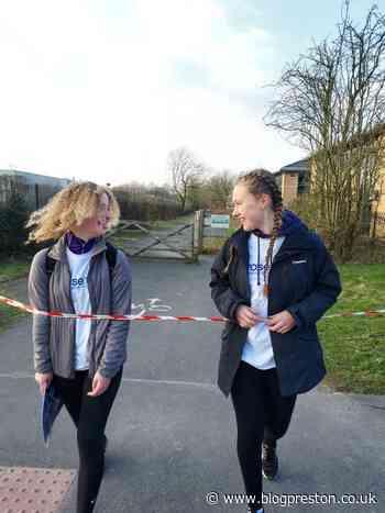 Best friend duo walk Guild Wheel in under seven hours for Rosemere - Blog Preston