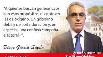 Bicentenario: ¿algo que celebrar?, por Diego García Sayán - LaRepública.pe