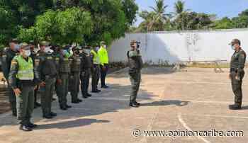 En Guamal, autoridades policiales realizan actividades contra la delincuencia - Opinion Caribe