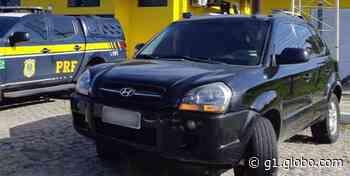 Policial militar é preso dirigindo veículo roubado em Nossa Senhora do Socorro - G1