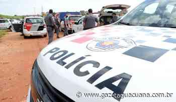 Na vicinal: Assaltantes são presos após roubo em Itapira - Gazeta Guaçuana