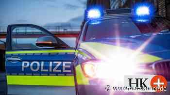 Polizei meldet drei Unfälle am Dienstag in Osterode - HarzKurier
