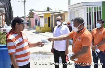Gobernación realizó jornada de sensibilización en Puebloviejo – HOY DIARIO DEL MAGDALENA - Hoy Diario del Magdalena