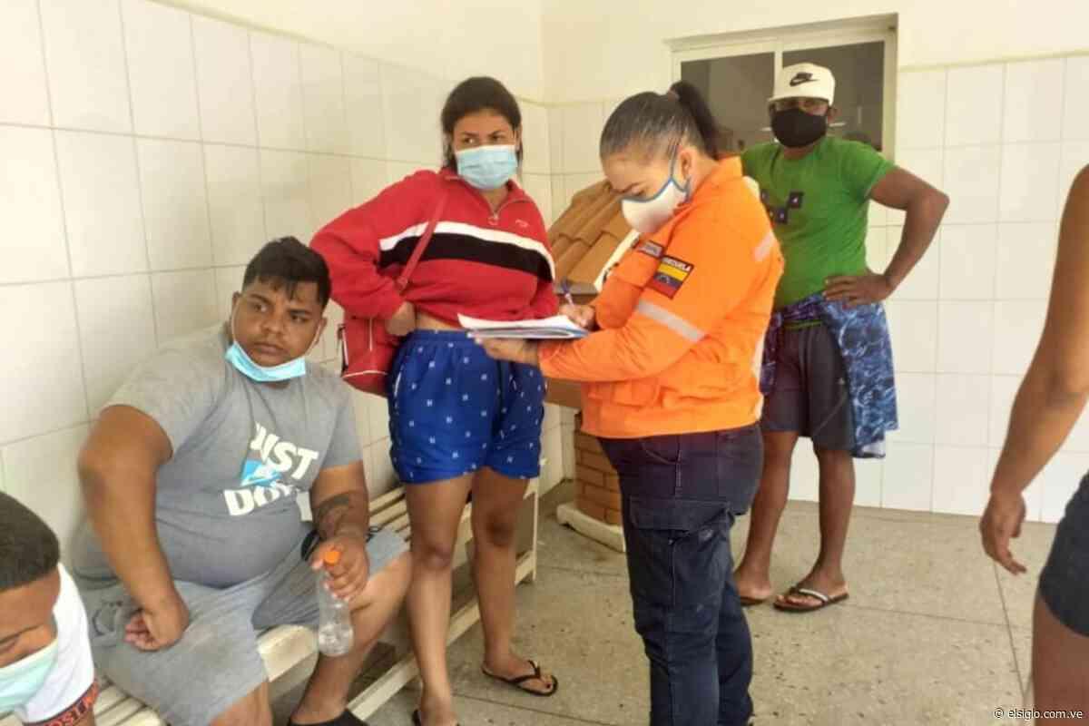 Pescadores de Tucacas rescataron a 18 balseros que salieron a Curazao - Diario El Siglo