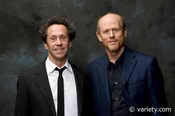 Ron Howard and Brian Grazer's Imagine Entertainment Signs First-Look Deal With Apple Studios - Variety