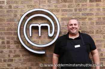 Kidderminster construction worker Jim Parsons in new MasterChef series | Kidderminster - Kidderminster Shuttle