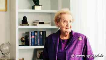 Madeleine Albright über ihre tragische Familiengeschichte: »Sechs Jahrzehnte meines Lebens hatte ich mit einem großen blinden Fleck verbracht« - DER SPIEGEL