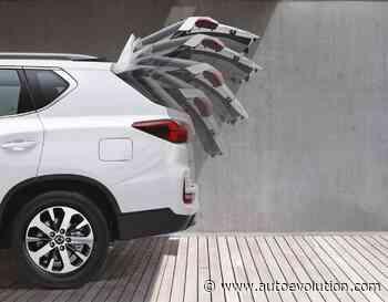 SSANGYONG Rexton specs & photos - 2021 - autoevolution