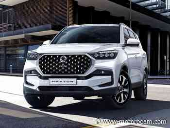 2021 SsangYong Rexton Revealed With Contemporary Looks - MotorBeam.com
