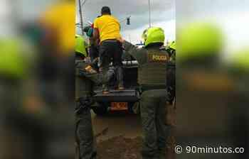 Investigan agresiones entre indígenas y Policía en Santander de Quilichao - 90 Minutos