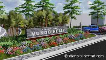 Con una inversión superior a los $4.300.000.000, alcalde de Galapa, José F. Vargas, anuncia megaproyecto en el barrio Mundo Feliz - Diario La Libertad