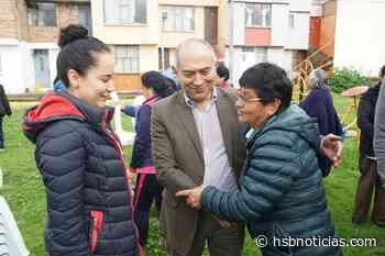 Estrenan un parque infantil en Pupiales - HSB Noticias