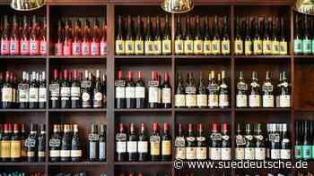 Marktforscher: Lebensmittelgeschäfte verkaufen mehr Wein - Süddeutsche Zeitung