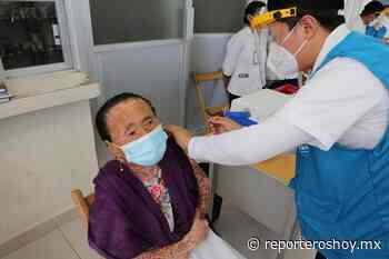 Empieza la vacunación en Temozón, Progreso y Tixkokob - Reporteros Hoy