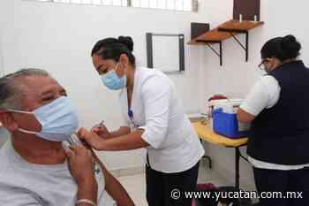 Llegan vacunas contra el Covid para Progreso, Tixkokob y Temozón - El Diario de Yucatán