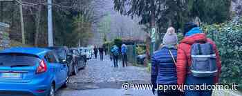 «Troppa gente sui monti di Canzo» Ma è polemica sulla ztl nei weekend - La Provincia di Como