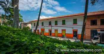La nueva cara del palacio municipal de Amagá - El Colombiano
