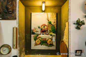 'Verde Vintage', uma exposição para ver na Casa das Conchas Há 17 horas - Time Out