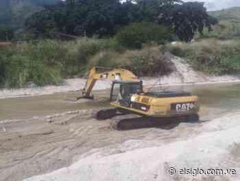 Dictaron privativa a cinco hombres por extracción de arena del río Turmero elsiglocomve - Diario El Siglo