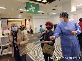 Bergamo, ritardi sui vaccini: ad Antegnate e Spirano giornata persa per i mancati sms - Corriere Bergamo - Corriere della Sera