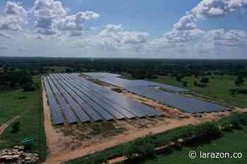 En Chinú se construirá la segunda granja solar de Córdoba - LA RAZÓN.CO