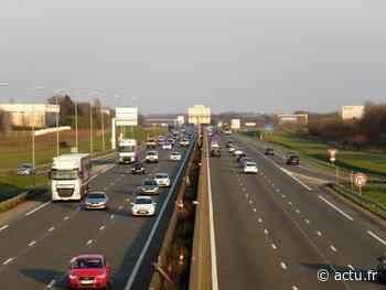 Bussy-Saint-Georges : l'échangeur sur l'autoroute A4 est en route - actu.fr