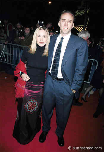 How Nicolas Cage's Ex-Wives Lisa Marie Presley & Patricia Arquette Feel About His Surprise Wedding - Sunriseread