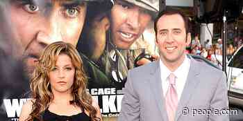 All About Nicolas Cage's 5 Marriages, from Patricia Arquette to Lisa Marie Presley - PEOPLE