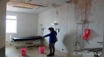 Amazonas: piden reparar infraestructura del Centro Materno de Chachapoyas LRND - LaRepública.pe